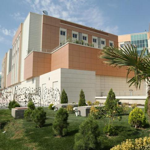 کلینیک آناهید در شهرک سلامت اصفهان