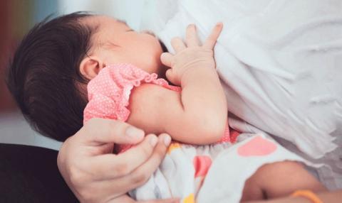 عفونت پستان در حین شیردهی (ماستیت عفونی پستان)