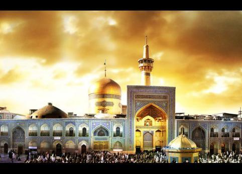 زاد روز  امام رضا (ع) مبارک