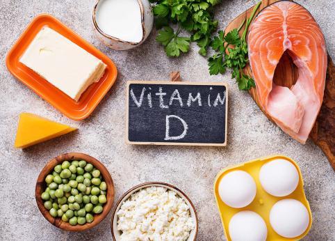 تاثیر ویتامین D